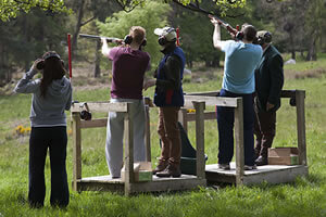 Clay Shooting & Archery