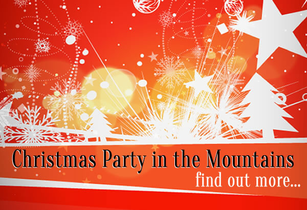 Christmas Party in the Mountains