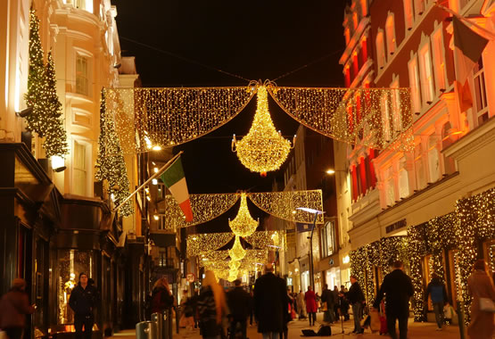 Dublin Treasure Hunt at Christmas